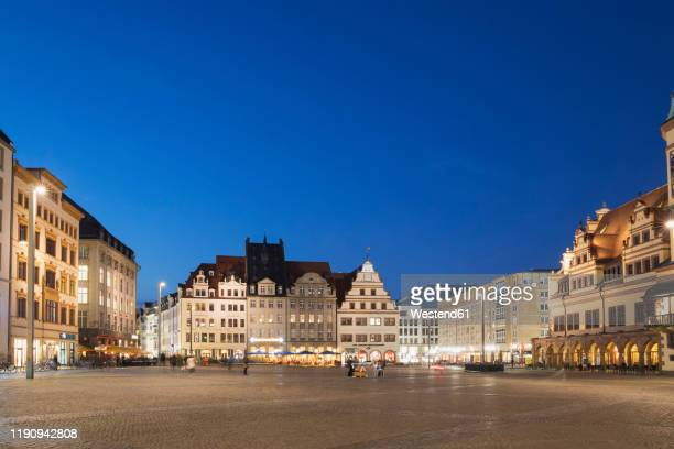162 Leipzig Market Square Photos And Premium High Res Pictures Getty Images