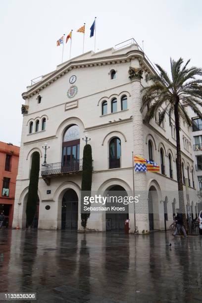 Townhall of Badalona, Spain