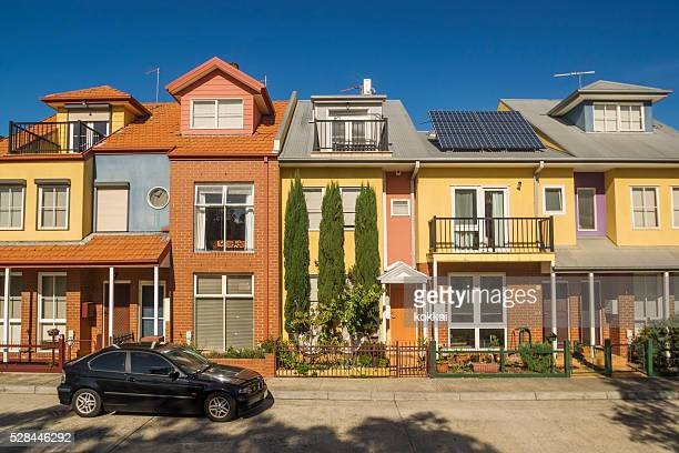 Townhouses in Melbourne