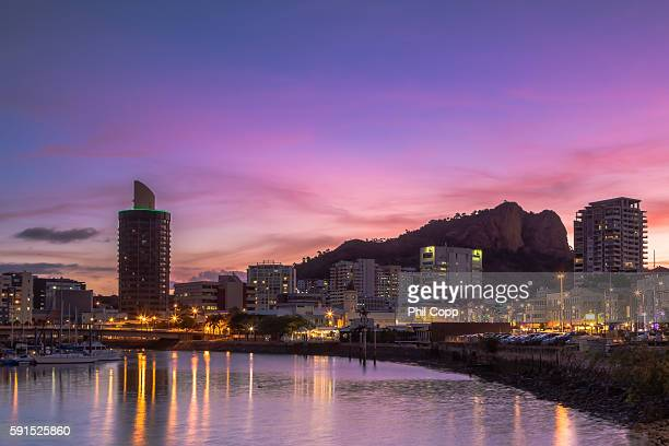 Townsville City Sunset