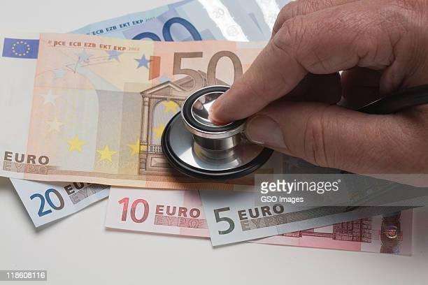 Toxic euro debt