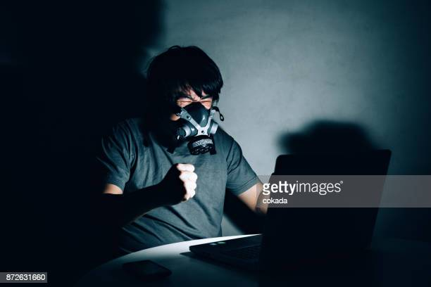 toxic internet - dark web stock pictures, royalty-free photos & images