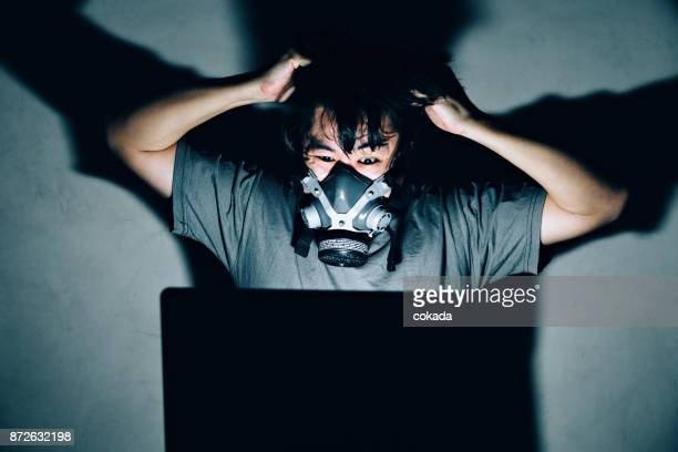 Toxic internet