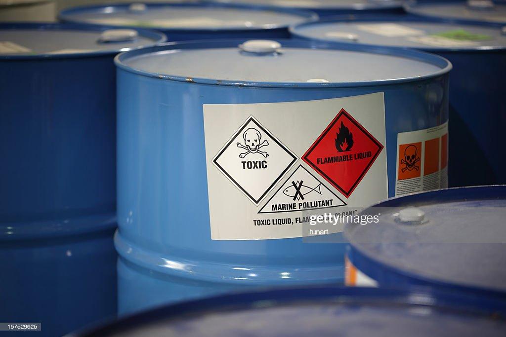 Toxic Substance : Stock Photo