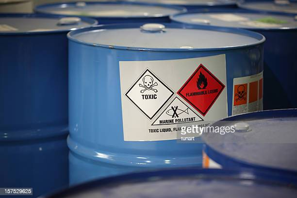 toxic substance - flammable stock photos and pictures