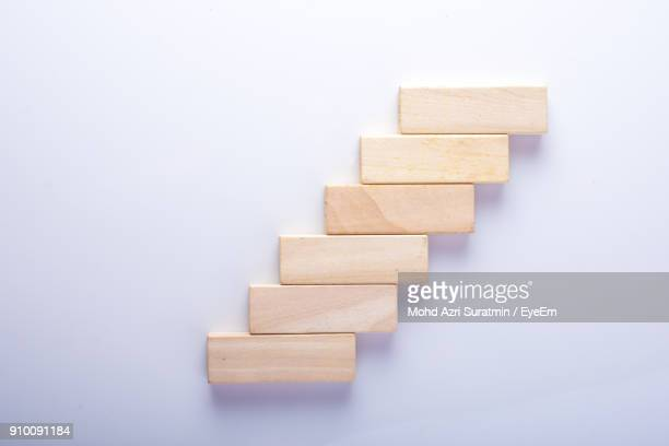 toy blocks on white background - building blocks stock pictures, royalty-free photos & images