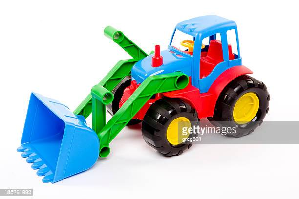 toy bulldozer XXXL