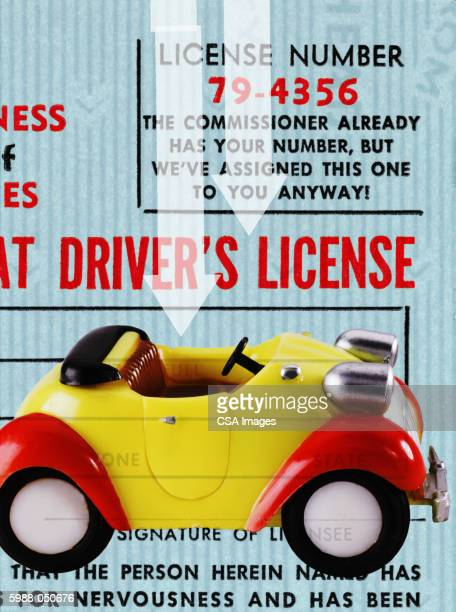 Toy Car, Driver's License