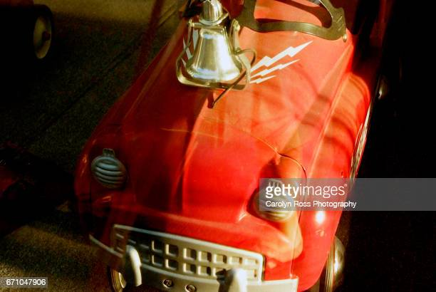 toy car - carolyn ross stock pictures, royalty-free photos & images
