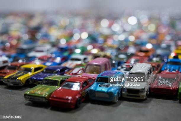 toy cars - 集める ストックフォトと画像