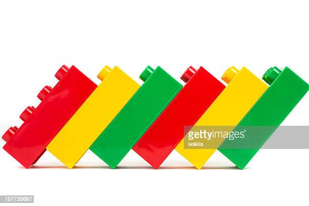 toy cubes plastic blocks