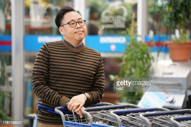 SUPERSTORE Toy Drive Episode 508 Pictured Nico Santos as Mateo