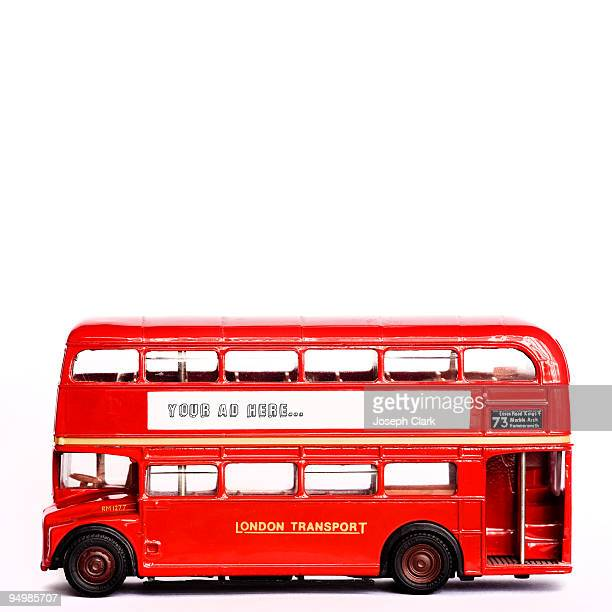 Toy London Bus