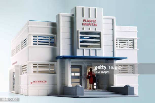 Toy 'Plastic Hospital'