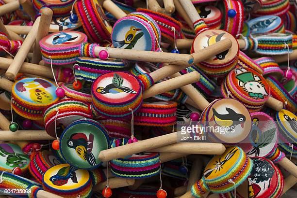 Toy rattles
