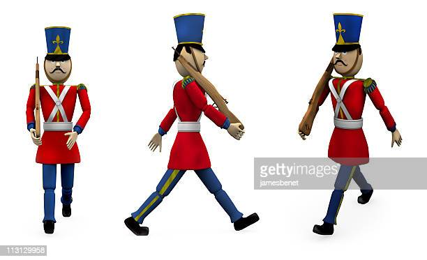 Toy Soldier (3D)