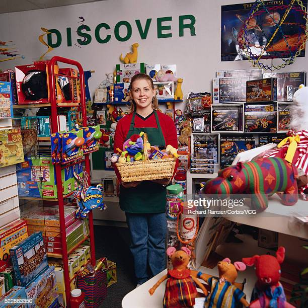 Toy Store Employee