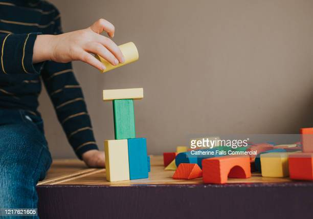 toy structure - one boy only stock pictures, royalty-free photos & images