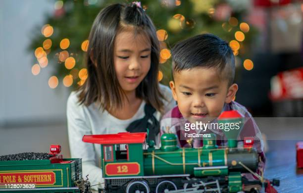 toy train - tradition stock pictures, royalty-free photos & images