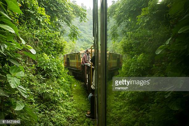 toy train - shimla stock pictures, royalty-free photos & images