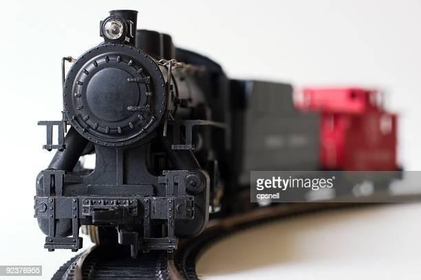 おもちゃの列車 - 模型の汽車 ストックフォトと画像