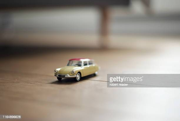 toy vintage car - toy car stock pictures, royalty-free photos & images