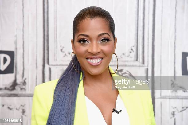 Toya BushHarris visits Build Series to discuss the reality TV series 'Married to Medicine' at Build Studio on November 14 2018 in New York City