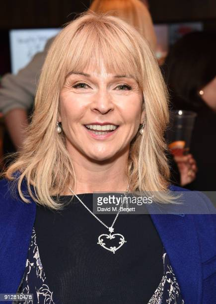 Toyah Willcox attends the press night performance of 'Eugenius' at The Other Palace on January 31 2018 in London England