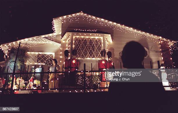 Toyland a longtime Candy Cane Lane attraction in Woodland Hills CA might be bidding its final farewell The house famous for its elaborate...