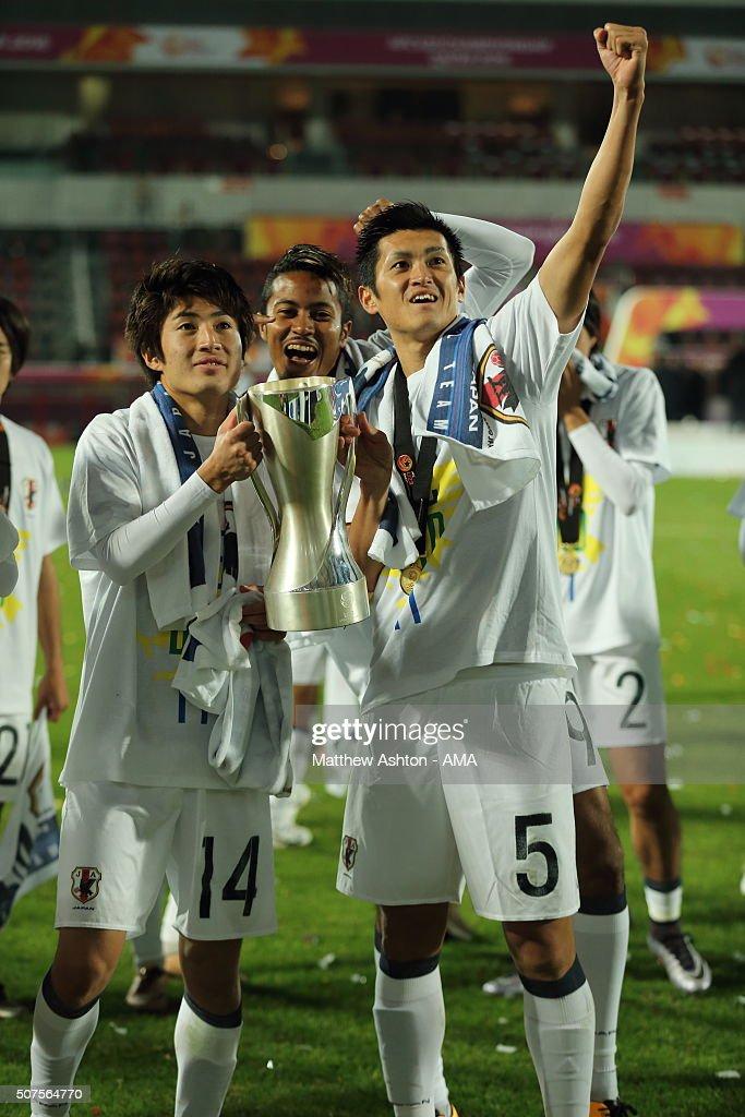 South Korea v Japan - AFC U-23 Championship Final