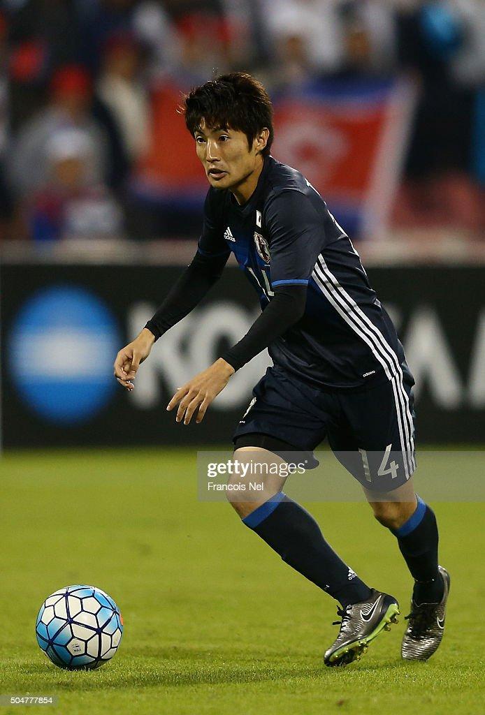 Japan v North Korea - AFC U-23 Championship Group B