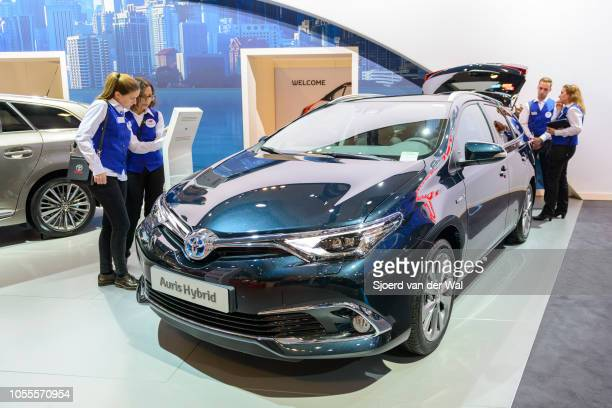 60 Top Toyota Auris Pictures Photos Images Getty Images