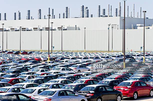 Toyota Corolla Assembly Plant