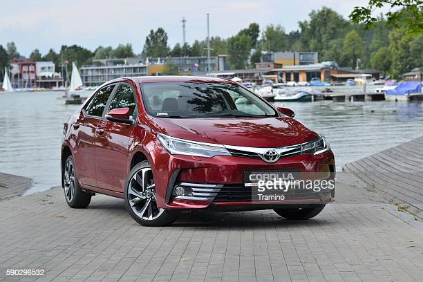 Toyota Corolla - the newest generation