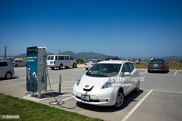 Toyota electric vehicle charging