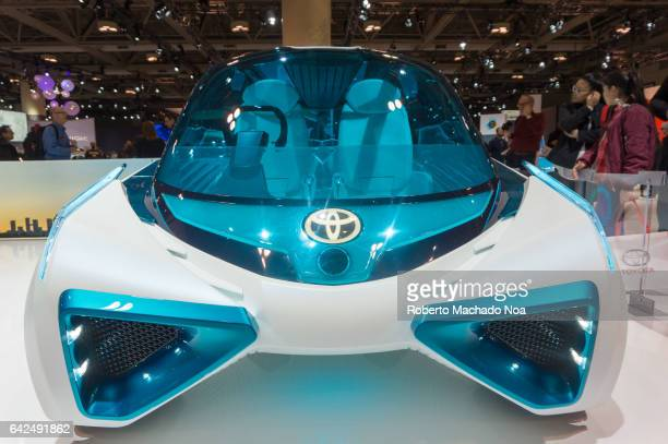 Toyota FCV Plus concept envisioning an hydrogen based society The 2017 Canadian International Autoshow celebrates Canada's 150th anniversary by...