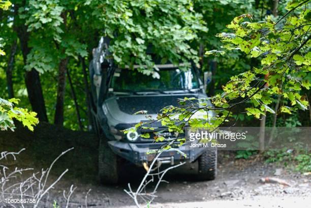 Toyota FJ Cruiser 4x4 Off-Roading