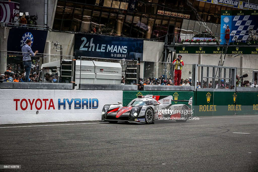 Le Mans 24 Hour Race : News Photo