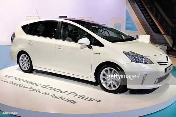 Toyota Grand Prius oder V