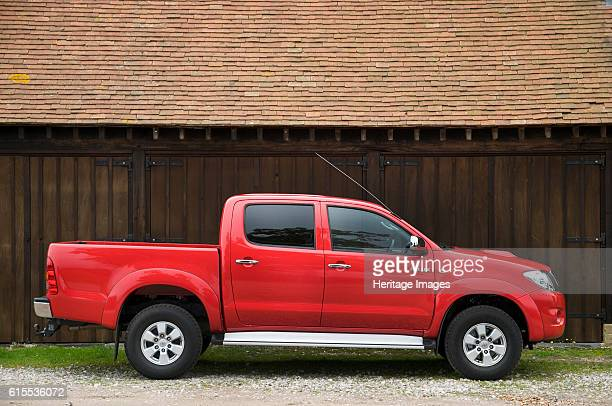Toyota HiLux pick up truck Artist Unknown