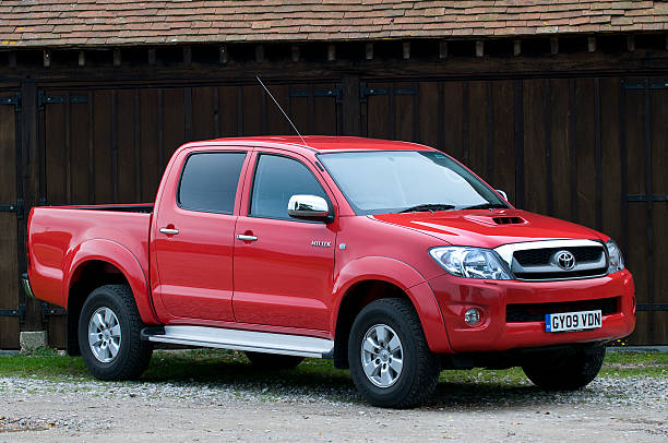 2009 Toyota Hilux Pick Up Truck Pictures Getty Images