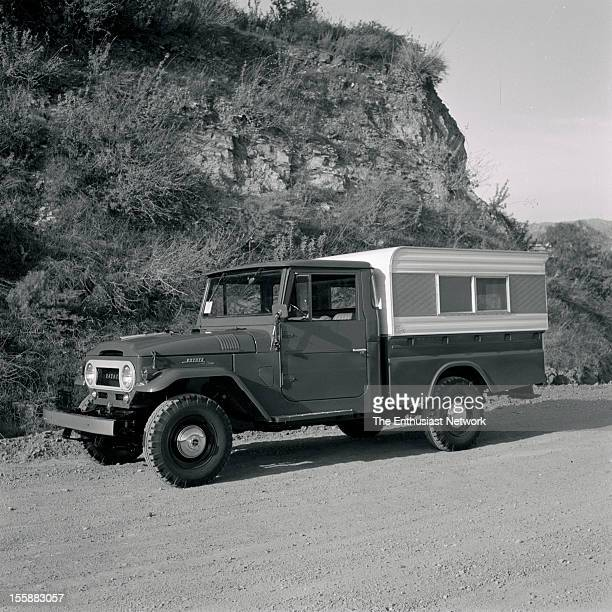 32 Vintage Toyota Land Cruiser Pictures, Photos & Images