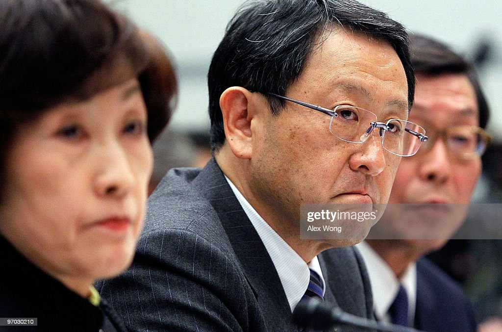 Toyota CEO Testifies Before House Panel On Risk Of Toyota Gas Pedals