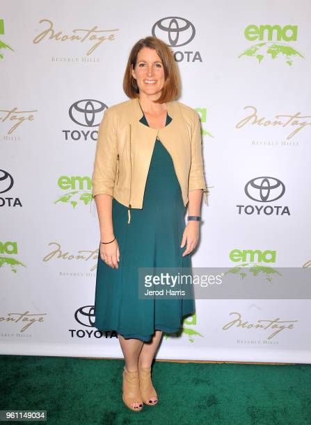 Toyota Motor Sales Marketing Manager Jana Hartline attends the EMA IMPACT Summit at Montage Beverly Hills on May 21 2018 in Beverly Hills California