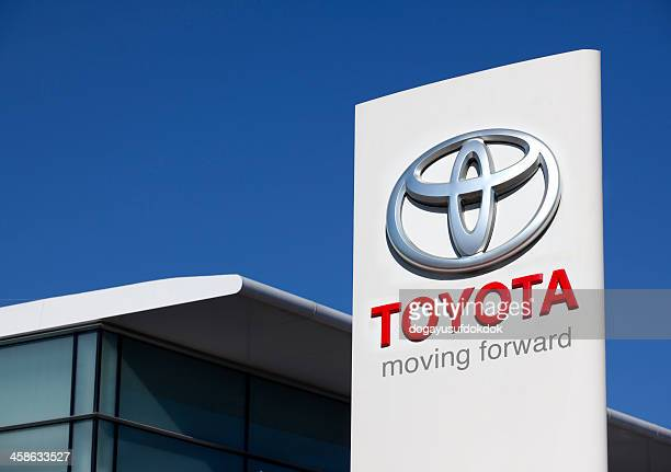 toyota motors - toyota motor co stock pictures, royalty-free photos & images