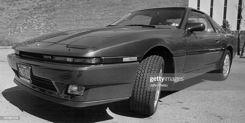 APR 14 1986, 5-16-1986; Toyota (Supra); Pictures   Getty Images