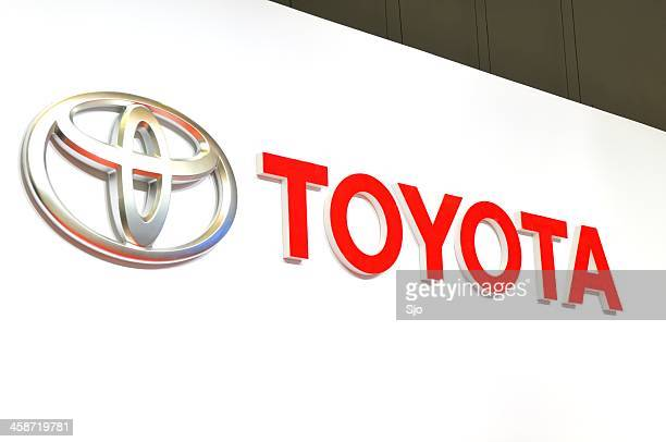 toyota - toyota motor co stock pictures, royalty-free photos & images