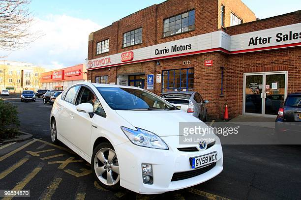 17 Global Recall Of The Toyota Prius After Breaking Problems