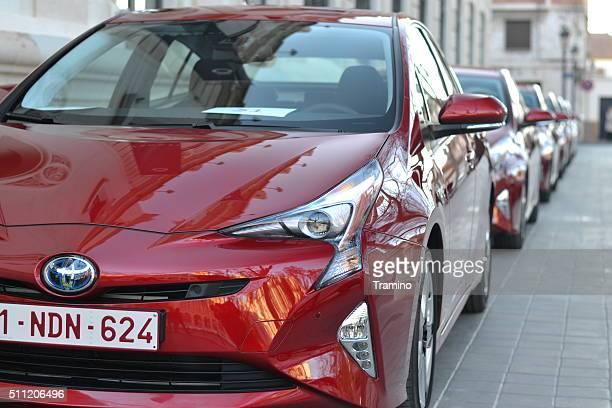 Toyota Prius IV in Folge