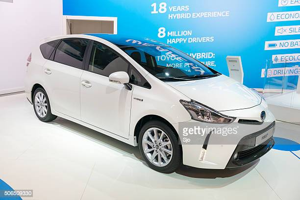 Toyota Prius oder Prius v